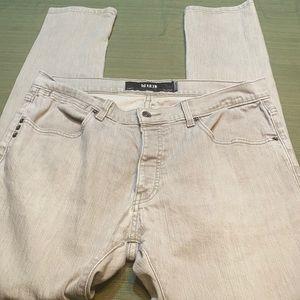 Men's KREW gently worn jeans size 36